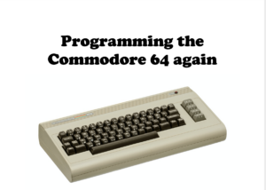 Learn C64 assembly