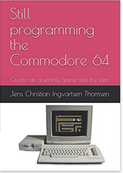 Still programming the Commodore 64.